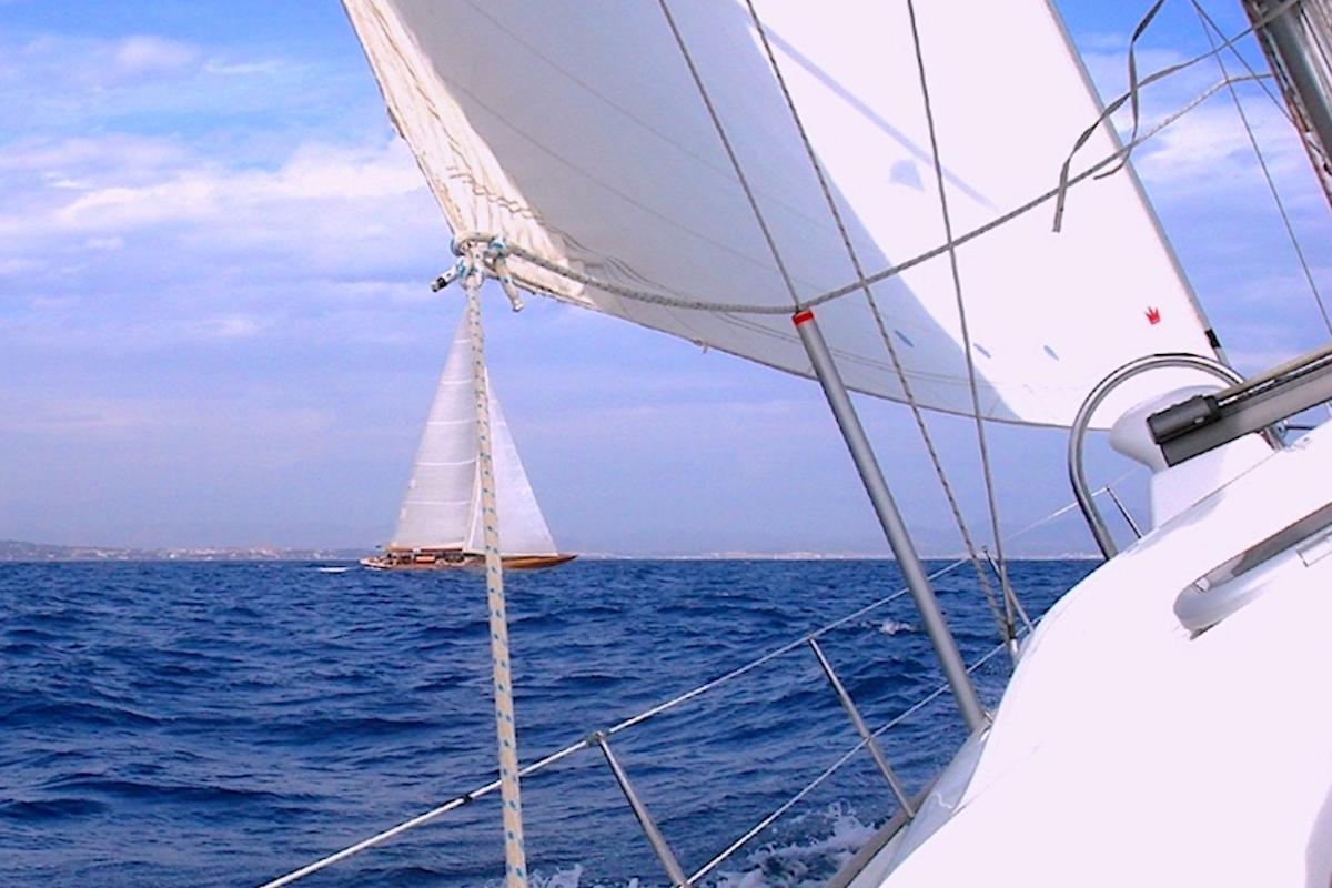 Segelreisen auf dem Mittelmeer